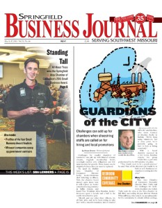 Click Above To Read All About Tree's 2015 Small Business of The Year Award Feature in the Springfield Business Journal